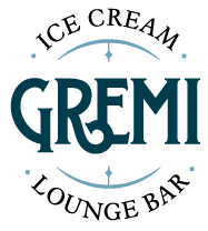 Gremi ice cream bar-tagline
